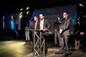 Openmind Technologies, gagnant au Gala Stellar 2015 de la CCITB