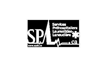 Services Préhospitaliers Laurentides Lanaudière logo